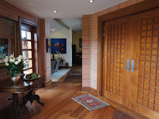 GRUPO CATA Eclectic style windows & doors Wood Wood effect