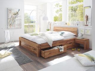 Schlafen Sunchairs GmbH & Co.KG SchlafzimmerBetten und Kopfteile Holz