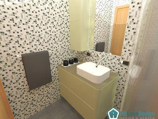 3d Casa Design Moderne Badezimmer