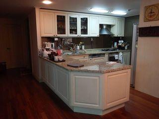 구름집 02-338-6835 Classic style kitchen MDF White