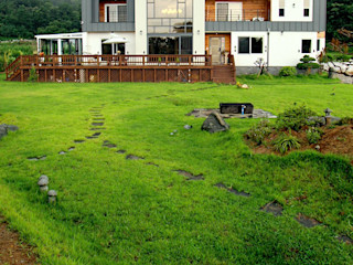 엔디하임 - ndhaim Casas de estilo moderno