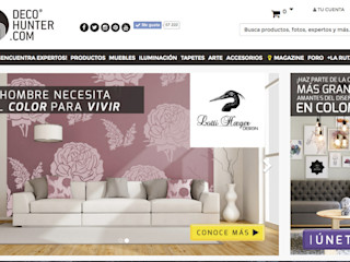 Decohunter.com Living room Grey