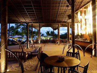 CAFE DE LA MUSIQUE BY PRATAGY LM Arquitetura | Conceito Casas tropicais