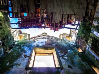 David Bilo | Arquitecto Rustic style windows & doors Stone