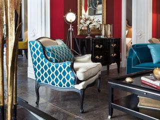Mis En Demeure By Disak Disak Studio Hoteles de estilo clásico Azul