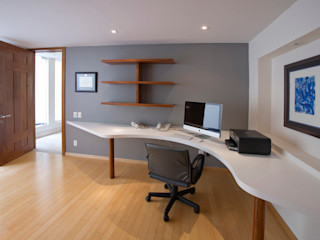 DIN Interiorismo Modern study/office