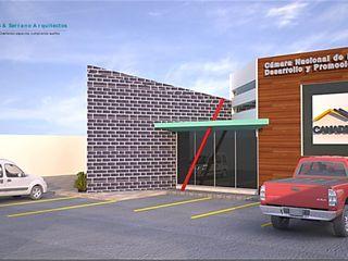 Estudio 289 Modern offices & stores