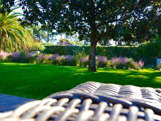 Elégance d'un jardin PATXI CASTRO Jardin méditerranéen