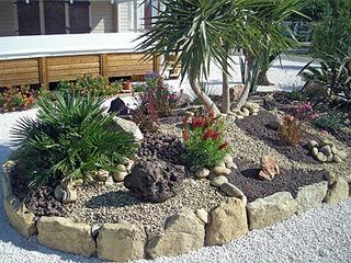 Les jardins de Laurent Сад