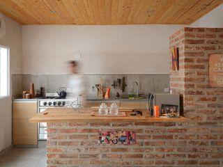 ggap.arquitectura Nowoczesna kuchnia