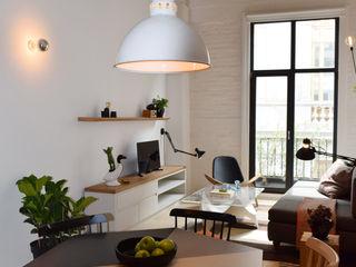 Germán Velasco Arquitectos Modern living room