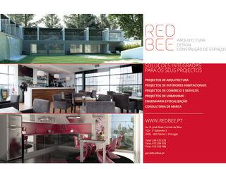 RedBee Rumah Modern