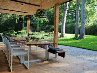 Designa Interieur & Architectuur BNA Modern Terrace