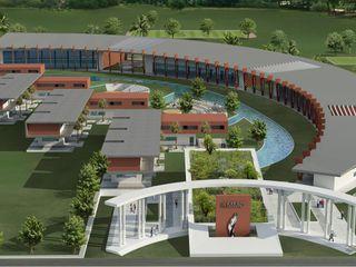Offcentered Architects مدارس