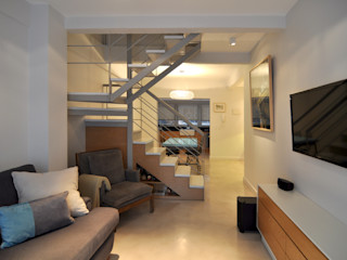 Matealbino arquitectura Modern living room