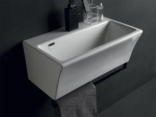 Xilon S.r.l. Ванна кімнатаРаковини Керамічні Білий