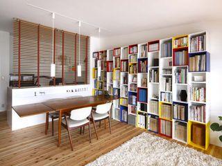 6th studio / 一級建築士事務所 スタジオロク Scandinavian style dining room