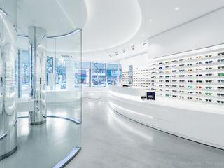 Zeiss Relaxed Vision Center Berlin Philip Gunkel Photographie Moderne Ladenflächen