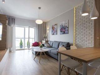 Inspiration Studio Modern Living Room