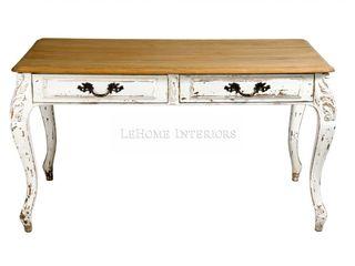 LeHome Interiors ห้องทานข้าวโต๊ะ ไม้ White