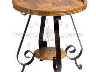 LeHome Interiors ห้องนั่งเล่นโต๊ะกลางและโซฟา