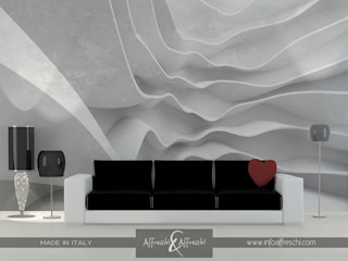 3D WALL Affreschi & Affreschi SoggiornoAccessori & Decorazioni