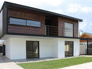 Casa Limonares Remodelación, Melipilla, RM, Chile Landeros & Charles Architects Modern houses