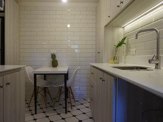 KRAUSE CHAVARRI Kitchen White