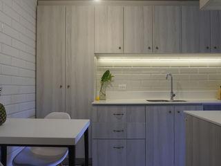 KRAUSE CHAVARRI Modern style kitchen White