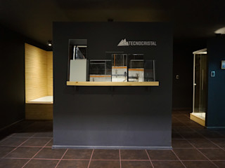 KRAUSE CHAVARRI Commercial Spaces Wood Black