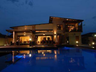 House at Ballito TJ Architects Kırsal Evler