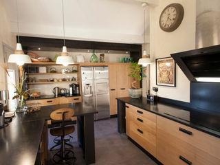 MY CASTELLANOS Industrial style kitchen