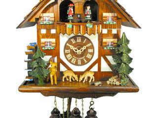 Schwarzwald-Maria KG 客廳配件與裝飾品 木頭 Multicolored