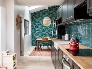 Olivier Stadler Architecte Minimalist kitchen