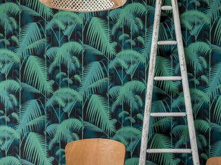 Olivier Stadler Architecte Tropical style kitchen