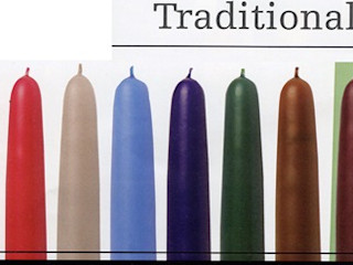 Dinner and Bistro Candles The London Candle Company HouseholdAccessories & decoration