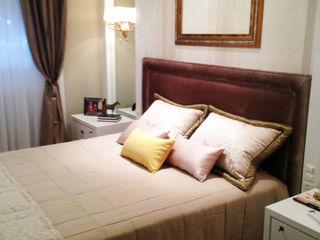 DecaZa Design Modern style bedroom MDF White