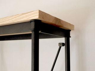 Contesini Studio & Bottega Corridor, hallway & stairs Drawers & shelves Solid Wood Wood effect