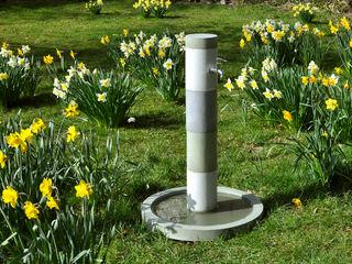 oggi-beton Classic style garden Concrete