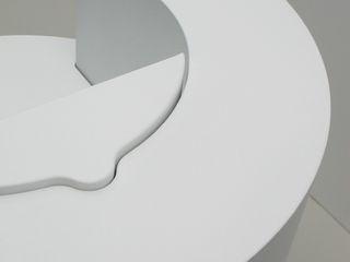 bv Mathieu Bruls architect ArteEsculturas Plástico Branco