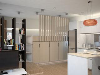 Nelson W Design Modern style bedroom