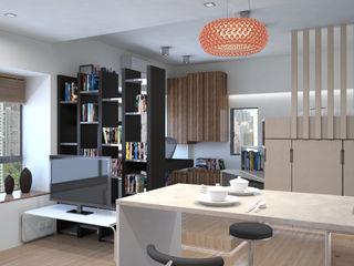 Nelson W Design Modern dining room