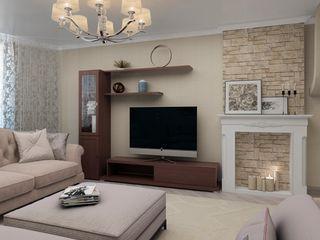 ДизайнМастер Living room Wood Beige