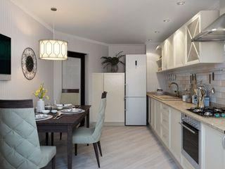 ДизайнМастер Kitchen Wood Beige