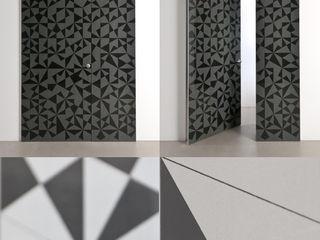 BOISE' B+P architetti Finestre & PortePorte Vetro