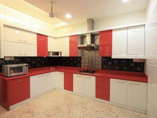 Ansari Architects Cocinas modernas