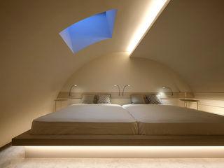 藤村デザインスタジオ / FUJIMURA DESIGIN STUDIO Dormitorios de estilo moderno Madera
