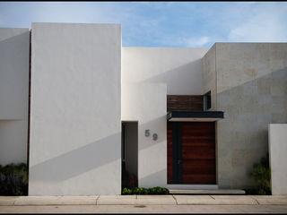 BAG arquitectura Modern Windows and Doors Wood White
