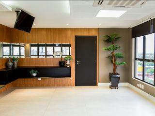 Arquitetura Ao Cubo LTDA Galerías y espacios comerciales de estilo moderno
