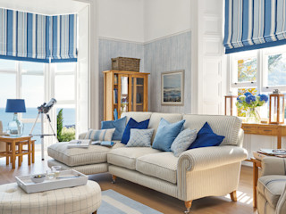 Laura Ashley Decoración Living room Blue